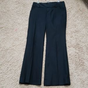 Banana Republic career black comfortable pants